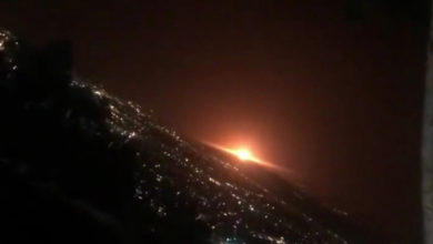 Photo of Explosions in Iranian Military Sites: Accused Parties and Extent of Tehran's Response