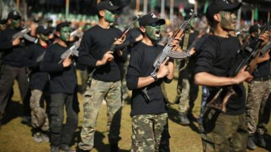 Photo of Armed wing of Muslim Brotherhood group