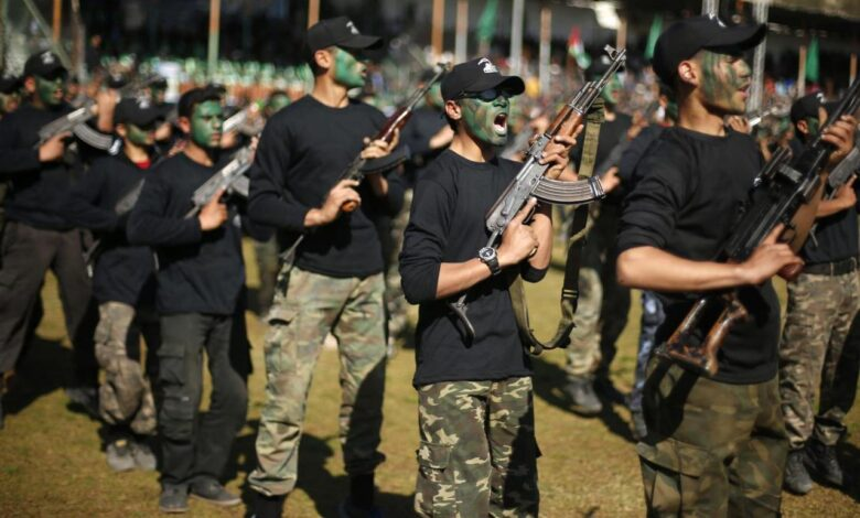 hamas armed wing