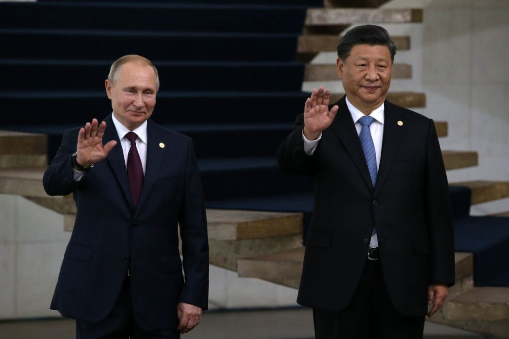 Beyond the Russian-Chinese strategic alliance